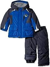 London Fog Boys' Ski Jacket & Ski Pant 2-Piece Snowsuit