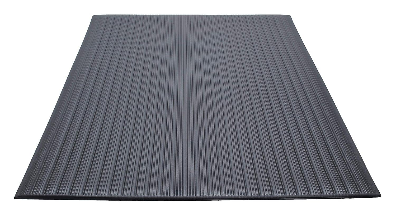 Selling Guardian Air Step Outlet sale feature Anti-Fatigue Floor Black Vinyl Mat 27