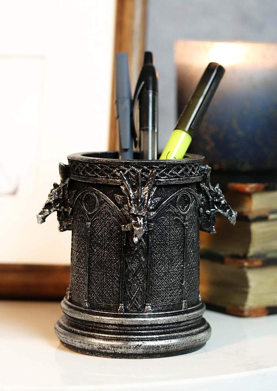 Ebros Medieval Fantasy Celtic Monument Knotwork Dragon Spring new work one favorite after another Stationer