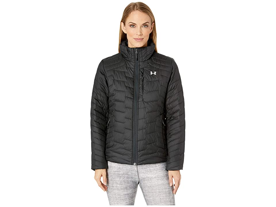 Under Armour UA ColdGear Reactor Jacket (Black/Black/Ghost Gray) Women