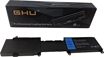 GHU New 44wh 11.1v Laptop Battery Replacement for 2NJNF 8JVDG TPMCF T41M0 Compatible for Dell Inspiron 14z-5423 15z-5523