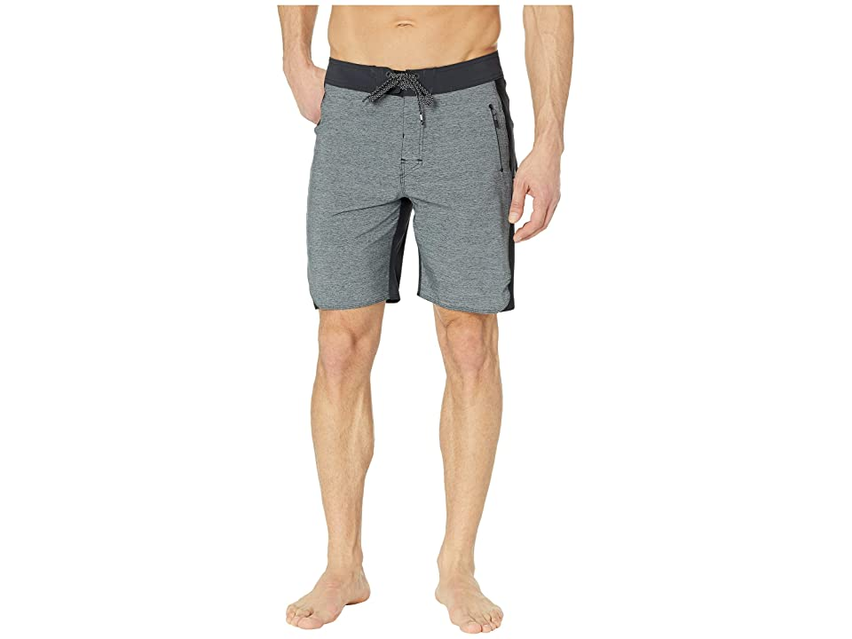 Rip Curl Mirage 3/2/One Ultimate Boardshorts (Black) Men