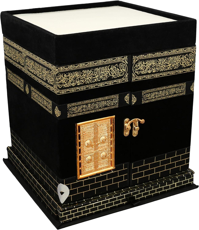 Shalinindia Holy Quran Khana Kaba Kansas City Mall Online limited product Replica Kaaba Islamic Ar Model
