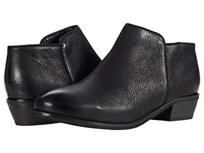 SoftWalk Rocklin (Black Leather) Women