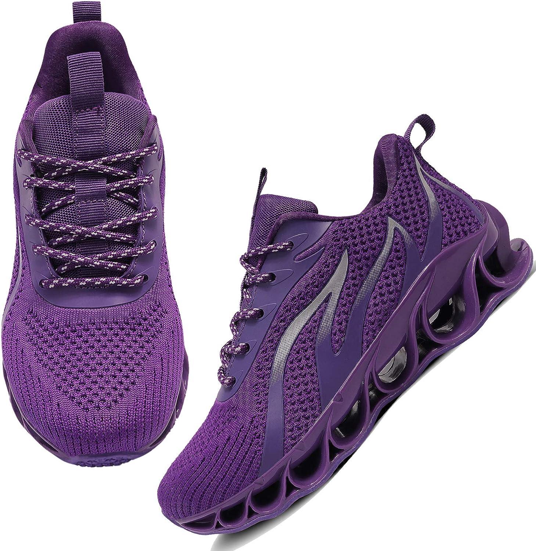 APRILSPRING Women Walking Running Shoes Fashion Sports Non-Slip