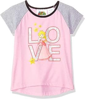 Girls' Princess Peach Love T-Shirt