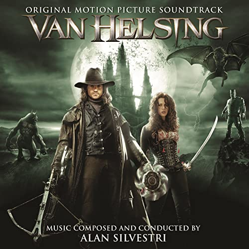 Van Helsing by Alan Silvestri on Amazon Music - Amazon.com
