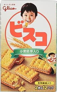 江崎グリコ ビスコ 小麦胚芽入り 24枚入
