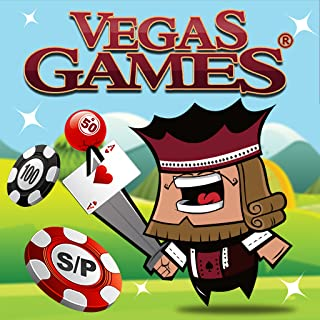 Vegas Games Single Player - Video Poker, Jacks or Better, Jokers Wild, Keno, and More