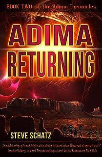 Adima Returning (The Adima Chronicles Book 2) (English Edition)