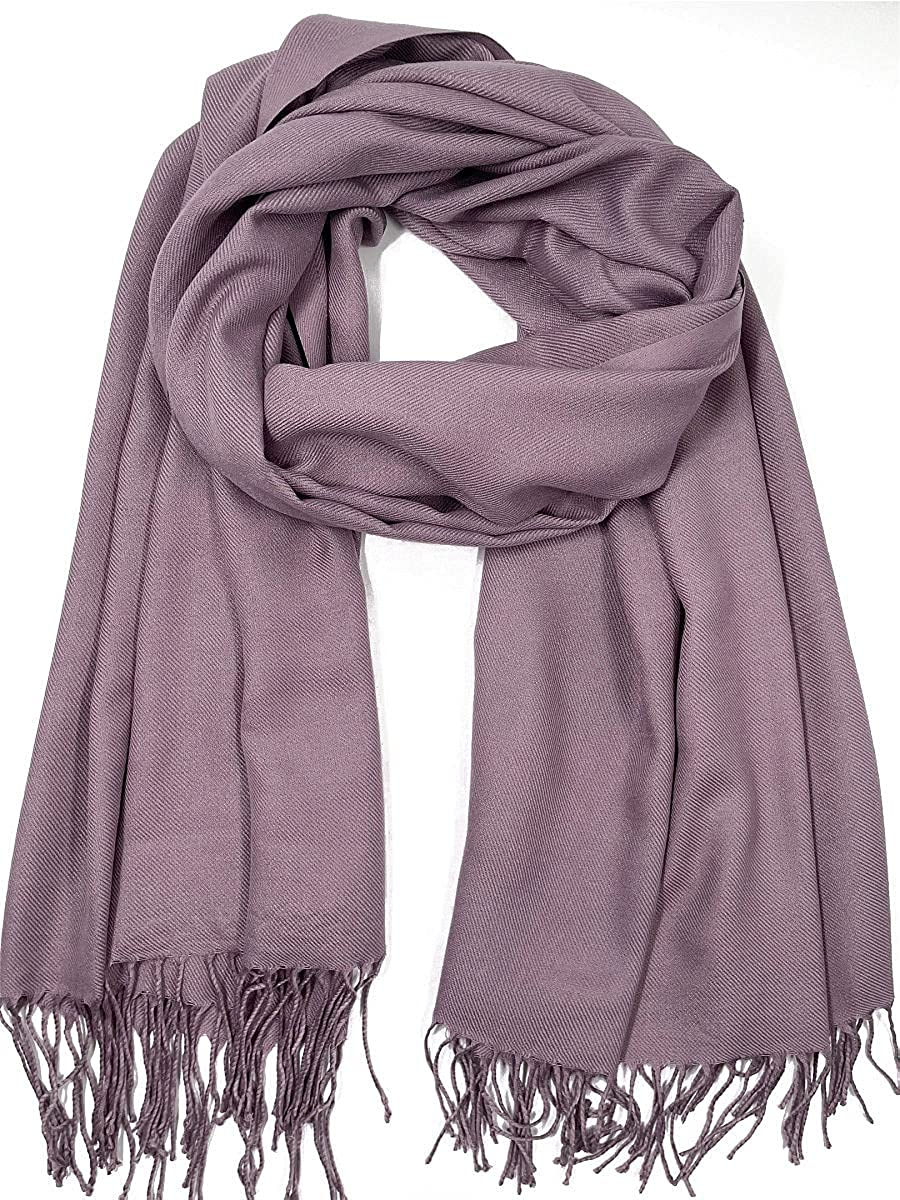 Russian Traditional Shawl manufactory Russia/Stole/women's scarf, monophonic, insulated, gift