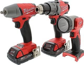 Milwaukee 2891-23 M18 FUEL 3 Tool Combo Kit