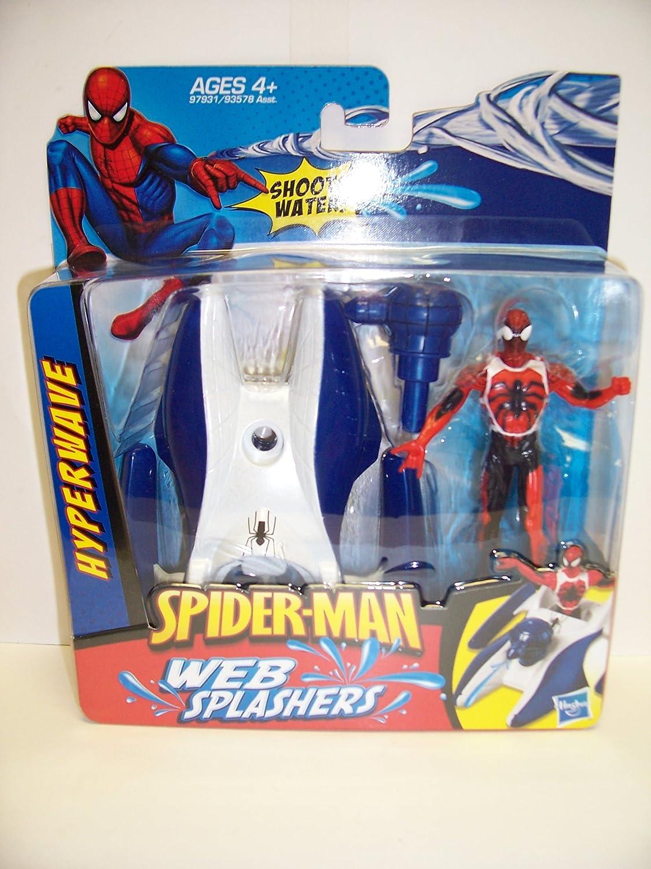 Spiderman  Web Splashers  Hyperwave  Shoots Water