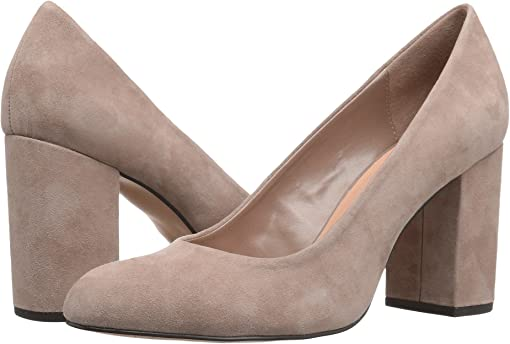 Almond Suede Leather