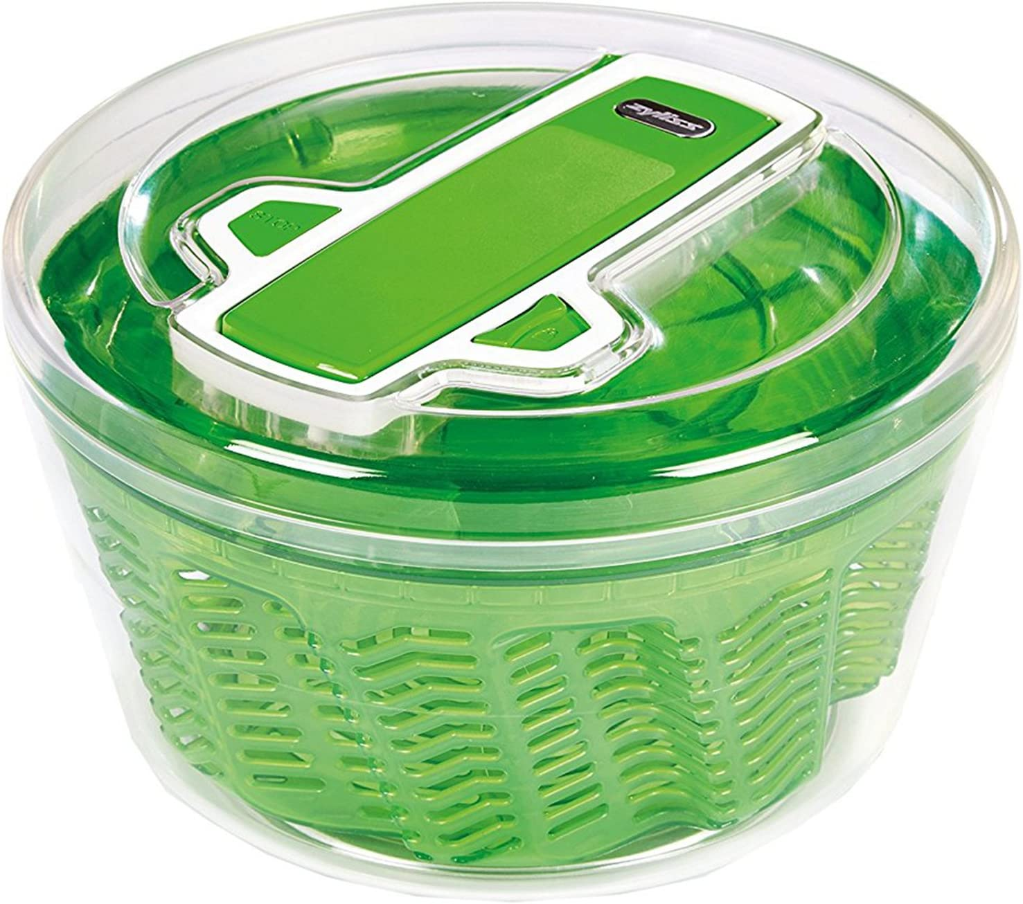 Ranking Ranking TOP13 TOP1 Zyliss E940005 Swift Dry Salad Large Spinner 11-1 Green Youth