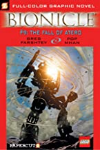 Bionicle #9: The Fall of Atero (Bionicle Graphic Novels)
