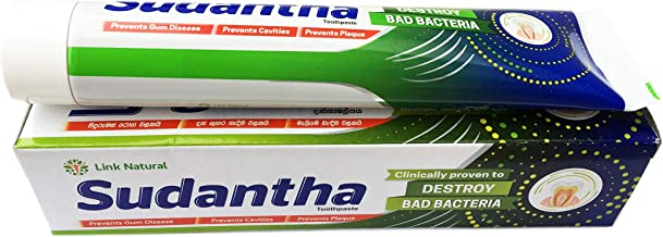 Ayurveda All Natural Fluoride- Free Herbal Toothpaste 4.2 Oz/120 gm