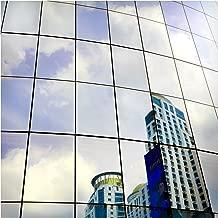 BDF S05 Window Film Daytime Privacy One Way Mirror Silver 5 (12in X 24ft)
