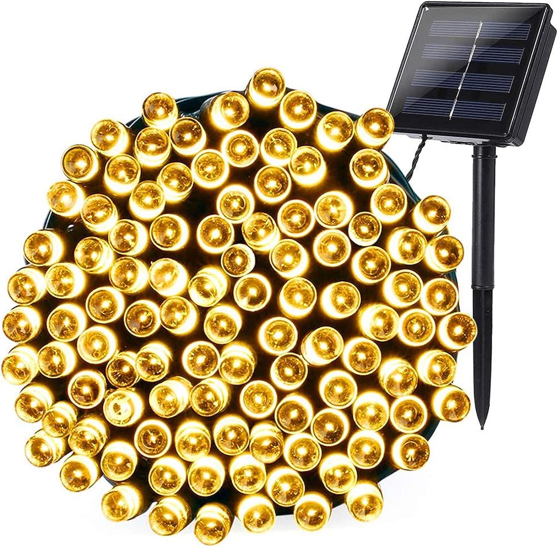 YLLYLL Solar discount String Lights Fairy Rapid rise Modes Garde 8 Waterproof