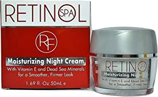 Best retinol spa moisturizing night cream Reviews