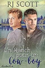 Un Ranch pour un Cow-boy (Montana - Francais t. 3) Format Kindle