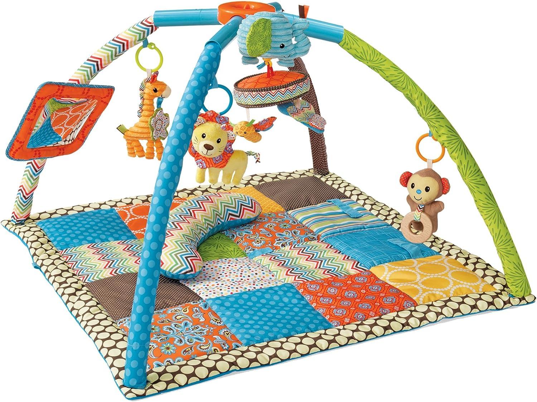 preferente Bkids France France France Twist & Fold alfombra de juego, multiColor  mas preferencial