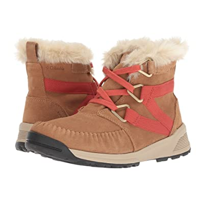 Columbia Maragal Mid WP (Elk/Red Canyon) Women