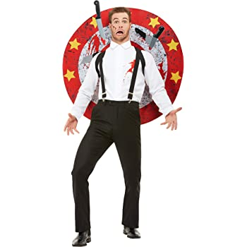 Rubies s Oficial – Lanzador de Auxiliar Circo Zombie, Disfraz ...