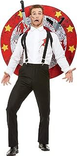 knife thrower costume