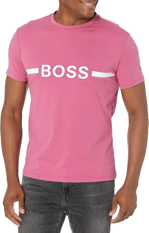 Hugo Boss Men's Shirt Standard Max 58% OFF Rashguard depot