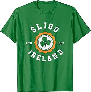 SLIGO Ireland Shamrock Irish Pride T-shirt
