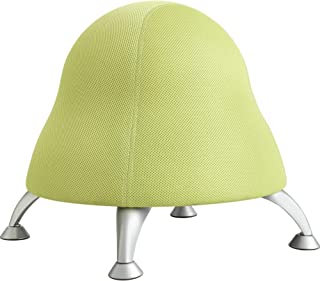 Safco Products Runtz Ball Chair,  Green Apple,  Anti-Burst Exercise Ball,  Active Seating