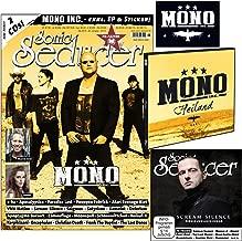 Sonic Seducer 05-2015 mit Mono Inc.-Titelstory darunter eine exkl. EP zum Album Terlingua von Mono Inc. + exkl. Sticker von Mono Inc., Bands: Martin Gore, VNV Nation, a-ha u.v.m.