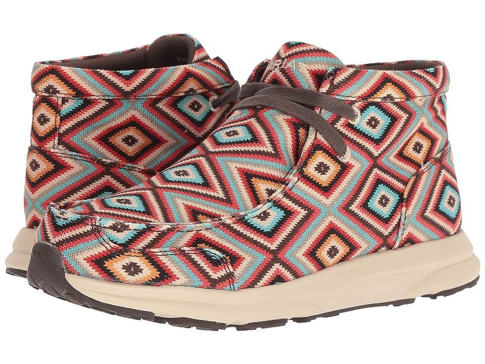 Ariat Spitfire (Aztec Print Textile) Women