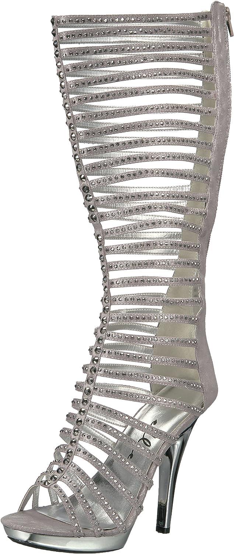 Ellie shoes Womens M-Stella Platform Dress Sandal
