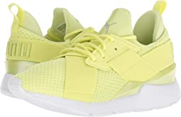 Lime Green/Puma White