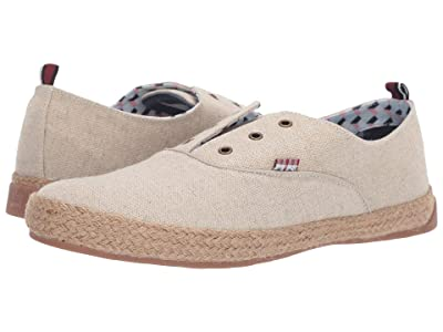 Ben Sherman Prill Laceless Derby (Natural Linen) Men