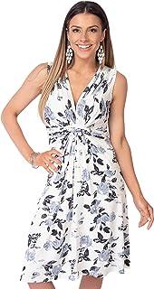 1739b3155b Amazon.fr : robe taille empire - Gris / Robes / Femme : Vêtements