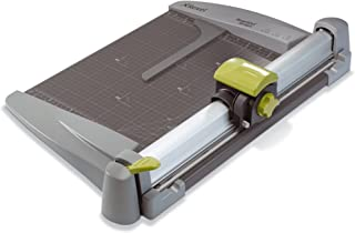 Rexel SmartCut A515 Rotary Trimmer 3-in-1Cuts 387mm for 30x 80gsm Area 387x355mm A4plus Ref 2101967
