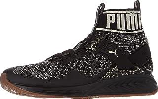Puma Mens Ignite Evoknit Hypernature Black/White
