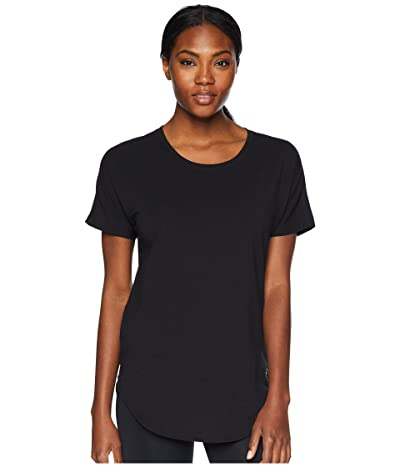 The North Face Workout Short Sleeve Tee (TNF Black) Women