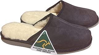 Scuff Slipper only 100% Australian Made Waterproof Merino Sheepskin for Outdoor and Indoor wear