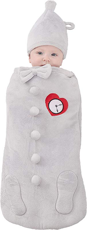 Princess Paradise Baby The Wizard Of Oz Tin Man Newborn Swaddle Deluxe Costume