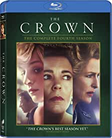 The Crown: The Complete Fourth Season arrives on Blu-ray and DVD Nov. 2 from Sony Pictures
