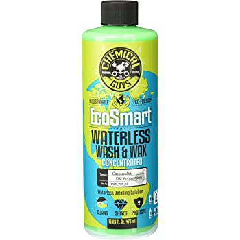 Chemical Guys WAC_707_16 EcoSmart - Hyper Concentrated Waterless Car Wash & Wax (16 oz)