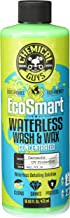 Chemical Guys WAC_707_16 EcoSmart – Hyper Concentrated Waterless Car Wash & Wax (16 oz)