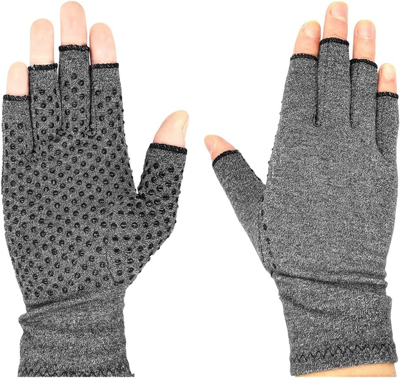 New Shipping Free ZEMIN Arthritis Gloves Women Men Cotton Detroit Mall Pain-Relief Compression