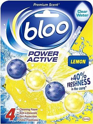Bloo - Power Active, Lemon - Toilet Rim Block, 50 g