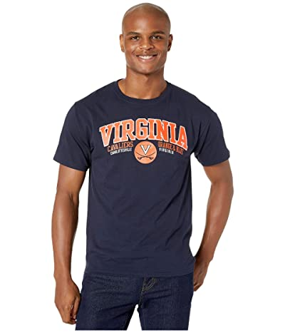 Champion College Virginia Cavaliers Jersey Tee (Navy 1) Men