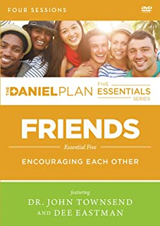 Friends Video Study: Encouraging Each Other